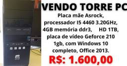 VENDO TORRE PC
