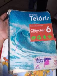 Livro de ciências planeta terra 6 ano, projeto teláris