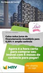 More em frente ao Caxias Shopping - Saia do Aluguel - Entrada Parcelada