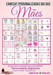 canecas dia das mães...apenas R$ 20,00un