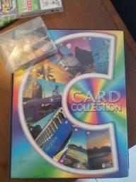 Vendo coleção de cartão telefônico