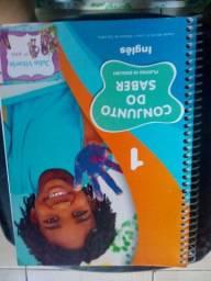 Livro conjunto do saber do primeiro ano