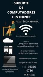 Asssitencia rede de computadores