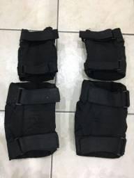 Cotoveleira / Joelheira - Kit de Proteção traxart
