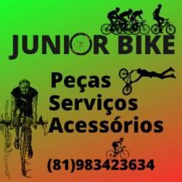 Peças de bike no melhor preço ligue JUNIOR BIKE