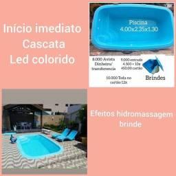 Piscina 400x230x130