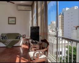 Apartamento de 170m², na Nascimento Silva somente um por andar.