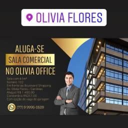 Alugo Sala Comércial OLIVIA OFFICE