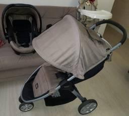 Carrinho de Bebê Travel System Britax B-Agile