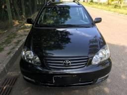 Toyota fielder2006 1.8 automática blindada nível 3a 0bs:taxa de 1% no cartao de credito