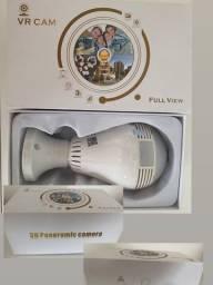 Lâmpada Câmera, monitore sua casa pagando pouco e com boa qualidade