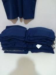 Camisas 100% algodão