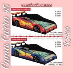 Título do anúncio: CAMA CARROS 95 / CAMA CARROS 95 / CAMA CARROS