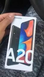 Samsung A20 novo