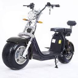 Moto Elétrica Scooter 1500w com Bateria de 20 ah