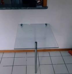 Mesa de vidro 120/90