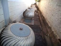 Exaustores eólicos usados