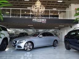 Título do anúncio: Mercedes-Benz C-180 1.6 turbo Exclusive