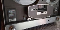 Raro Tape de rolo Ampex 1455