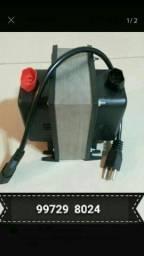 Transformador de voltagem 110v 220v 220v 110v novos na caixa pronta entrega.