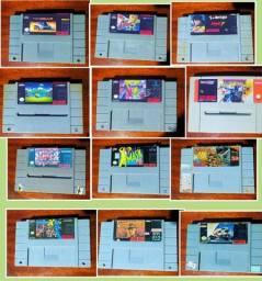 Jogos super Nintendo  lê descrição