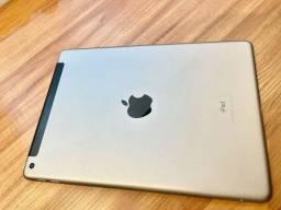 Apple Ipad 5 geração - 32gb Wi-fi + Cellular (4g) (usado)