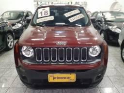 Título do anúncio: Jeep Renegade  Sport 1.8 (Aut) (Flex) FLEX AUTOMÁTICO