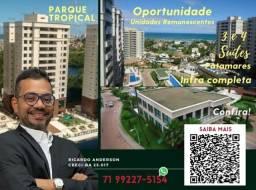 Título do anúncio: Parque Tropical | Melhor empreendimento | 3 suítes | Patamares | 2 Vagas | Oportunidade