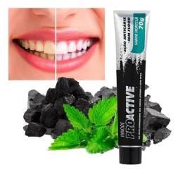 Gel Dental de carvão