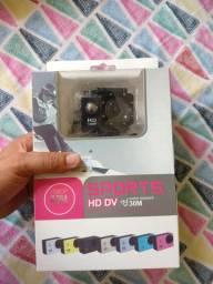 Gopro assessórios câmera 1080p webcam