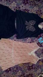 Baby doll e camisolas