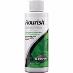 Seachem Flourish  100 Ml  Fertilizante para Aquários Plantados