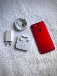 Iphone 7 128gb vermelho Red celular telefone smartphone