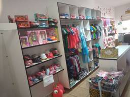 Loja infantil roupas e fantasias