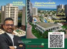Título do anúncio: Parque Tropical | 3 suítes | Patamares | 2 Vagas | Oportunidade | Melhor empreendimento