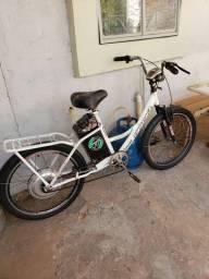 Vendo/Troco Bicicleta Elétrica Track - Disponível
