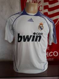 Camisa do Real Madrid 2006/2007