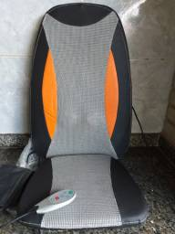 Assento Massageador Shiatsu Aquecimento - Relaxmedic (*Usado 01 vez*)