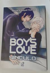 MANGA NOVEL BL - SERIE BOYS LOVE