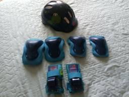 Kit de Proteção para Esportes