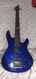 Vendo Samick Koreano ou troco por violão