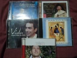 Fábio de Melo + Marcelo Rossi 5 CDS por 20 reais!