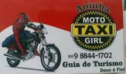 Moto táxi.