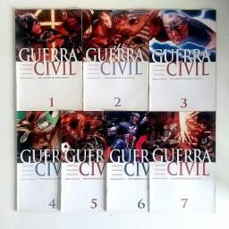 Guerra Civil 7ed   [Marvel | HQ Gibi Quadrinhos]