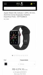 Apple Watch Série 5 GPS, 44 mm