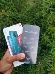 Xiaomi Redmi Note 9 128gb c/ NFC Novo na Caixa
