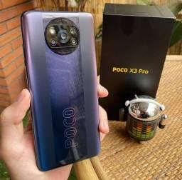 Poco X3 Pro 256Gb/8Gb e 128Gb/6Gb - lacrados