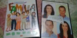 DVD A Grande Família & Os Normais