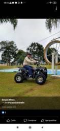 Vendo Quadriciclo semi novo