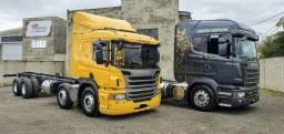 Scania p310 e r440